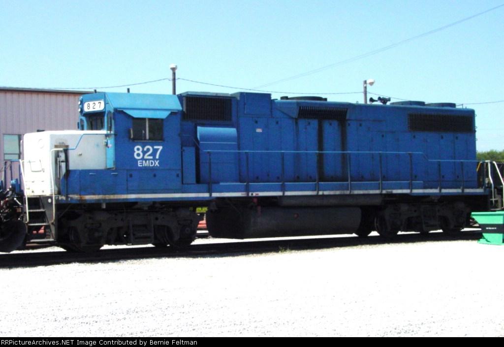 EMDX 827 (GP38-2)