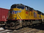 UP 4931 (SD70M) in the yard