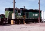 Burlington Northern GP20 #2010