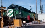 Burlington Northern GP30 #2218