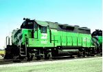Burlington Northern GP35 #2572