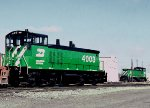 Burlington Northern MP15 #4003