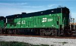 Burlington Northern B30-7A #4043