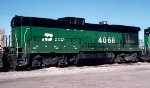 Burlington Northern B30-7A #4068