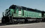 Burlington Northern SD45 #6435