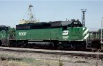 Burlington Northern SD40-2 #6901