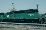 Burlington Northern SD40-2 #7926