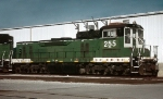 Burlington Northern Santa Fe TEBC6 #255
