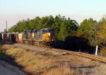 CSX ES44AC's 949 and 852 lead K779-02