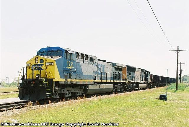 U-series coal move