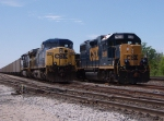 CSX 310 and 2538