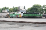 Burlington Northern Returns