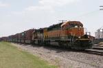 BNSF Z train