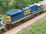 CSX 5978 on M743