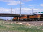 Eastbound BNSF