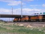 Eastbound BNSF