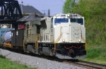 Norfolk Southern's Last Numbered SD70M-2 Leads 18G