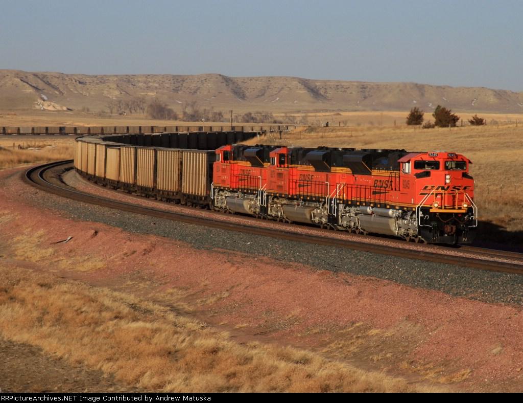 BNSF 9245