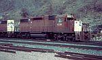 GATX 1238 leads this train