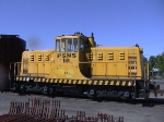 Northern Pacific Railway Museum GE 65-Tonner (in original Navy paint)