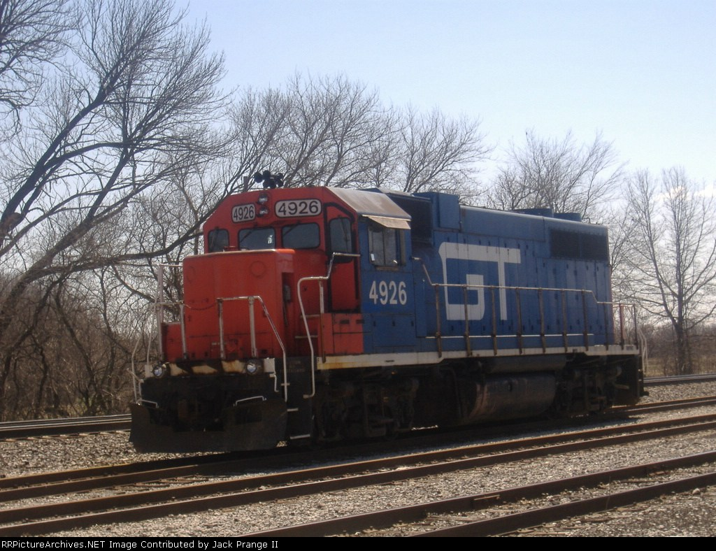 GTW #4926