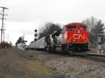 CN #8880 and IC #1015