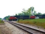 CN 5751 Train 118