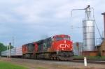 CN 2232 Train 342 (DPU Train)
