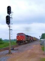 CN 2660 Train 119