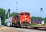 CN 8830 DPU Train 342