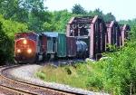 CN 5621 Train 118