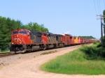 CN 5769 Train 119