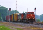 CN 2500 Train 199