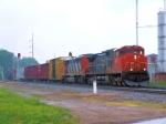 CN 2500 Train 119