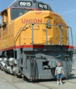 James and the Giant Locomotive