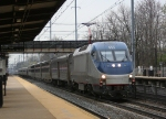 Amtrak 665