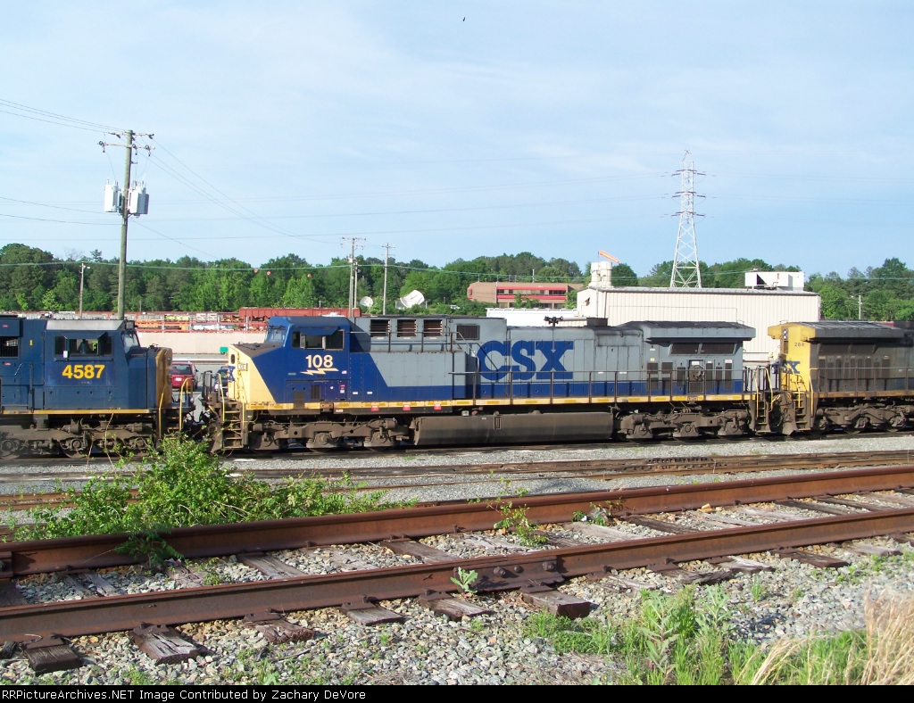 CSX 108