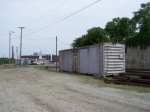 Old Boxcar used for storage