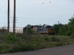 CSX 5401 (FRA Train)