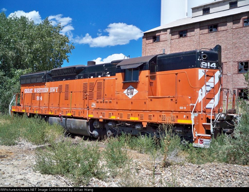 GWR 914 (SP 4302)