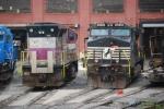 NS 9416 MBTA 1125
