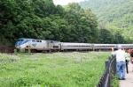 Amtrak 139 on 07T