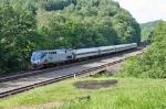 Amtrak 48 on 07T