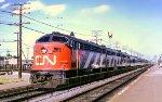 CN 6700 at Dorval