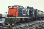 CN 1294 on Les Amis du Rail Fan Trip