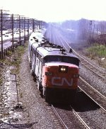 CN 6788 on Lakeshore at Lachine