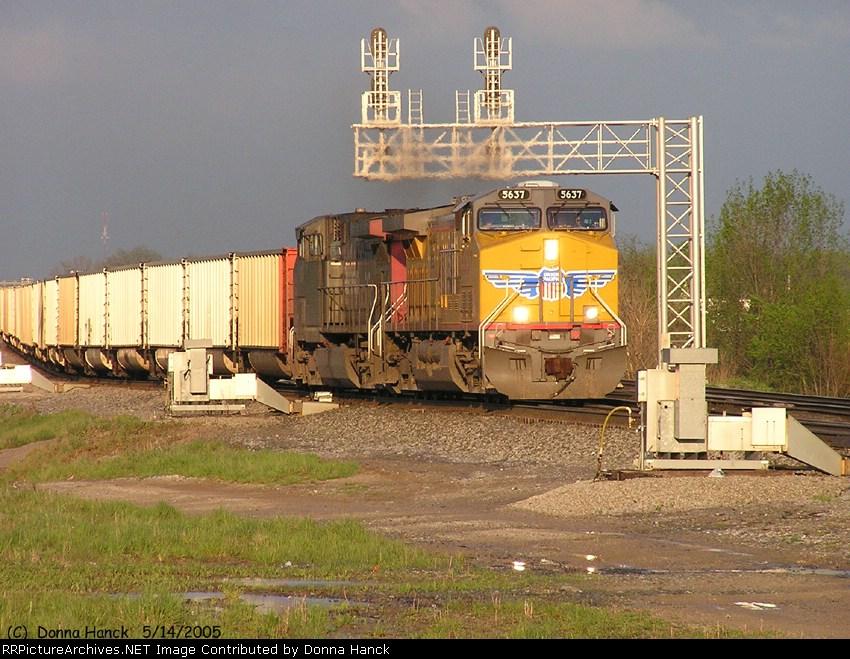 UP 5637