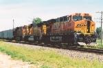 Coal loads wait for new crew