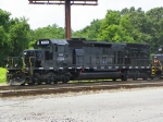 Knoxville Locomotive Works 6004 Gulf and Ohio