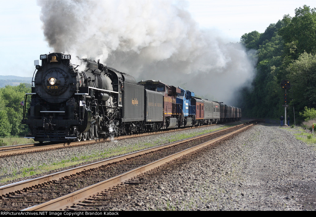 765 Heading West Through Longfellow